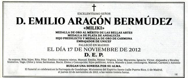 Emilio Aragón Miliki